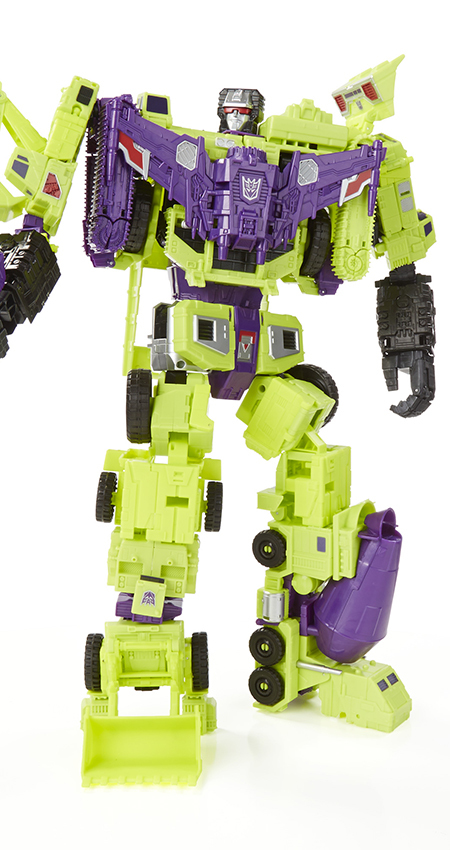 Transformers Generations Combiner Wars Devastator Figure Set Target