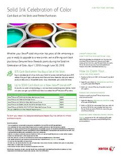 View Solid Ink Celebration of Color PDF