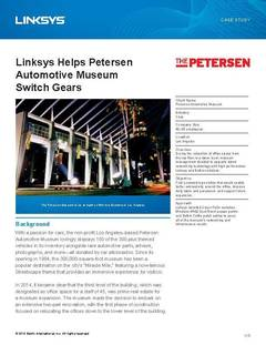 View Case Study - Petersen Automotive Museum PDF