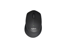 Logitech® M557 Wireless Bluetooth® Mouse, Dark Gray Item # 508713