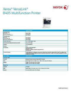 View Detailed Specifications PDF