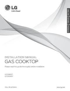 Installation Manual - opens PDF