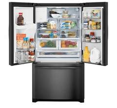 Frigidaire Gallery French Door Refrigerator: FGHD2368TD