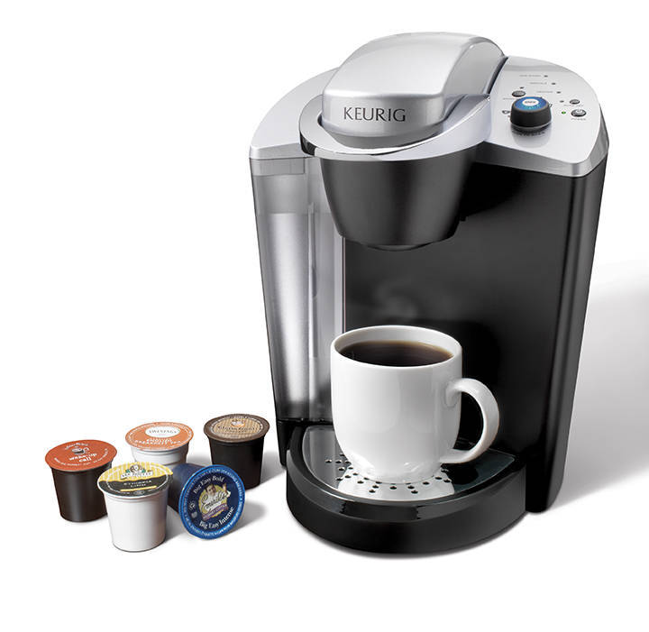 Keurig K145 Commercial Brewing System Automatic Coffee Maker Black