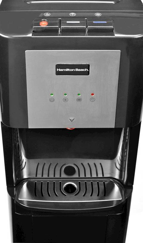 Kitchenaid coffee maker red err2 message wont brew