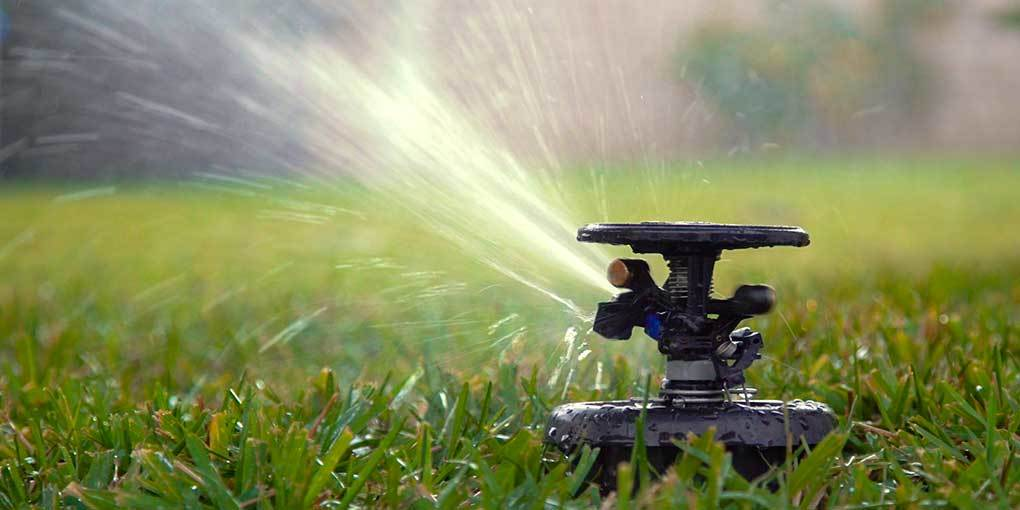 Turn Off Rain Bird Sprinkler Head