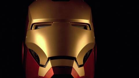 Marvel Legends Iron Man Electronic Helmet - Demo