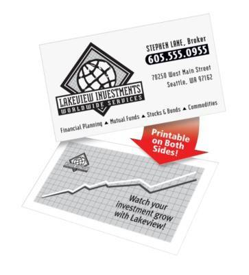 Avery clean edge two side printable laser business cards white product view press enter to zoom in and out reheart