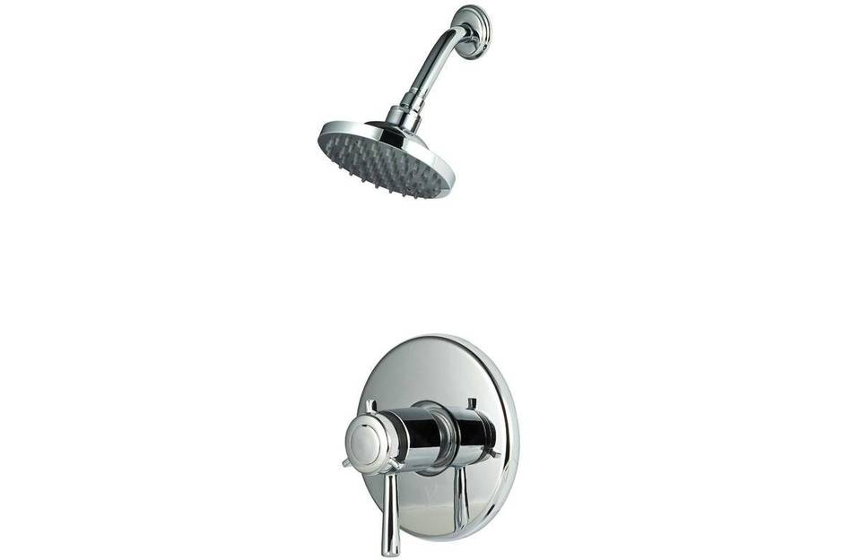 Tuscan Bronze Pfister Series 1-Handle Shower, Trim Only - R89-7TUY ...