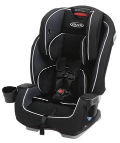 Graco 4Ever Extend2fit All In One Convertible Car Seat Jodie MyRide 65 Go Green Contender