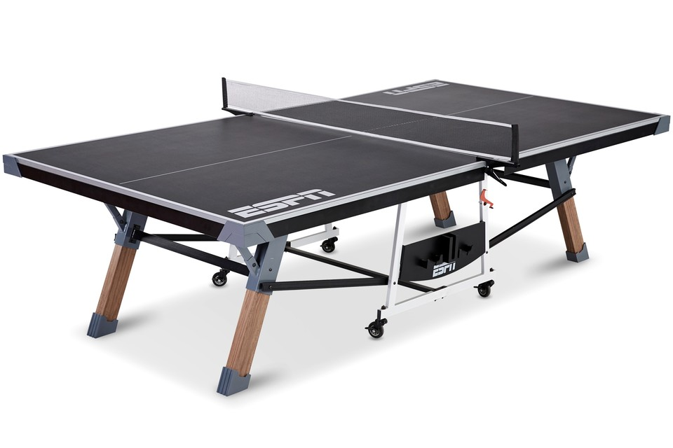 ESPN BELHAM COLLECTION   OFFICIAL SIZE TABLE TENNIS TABLE