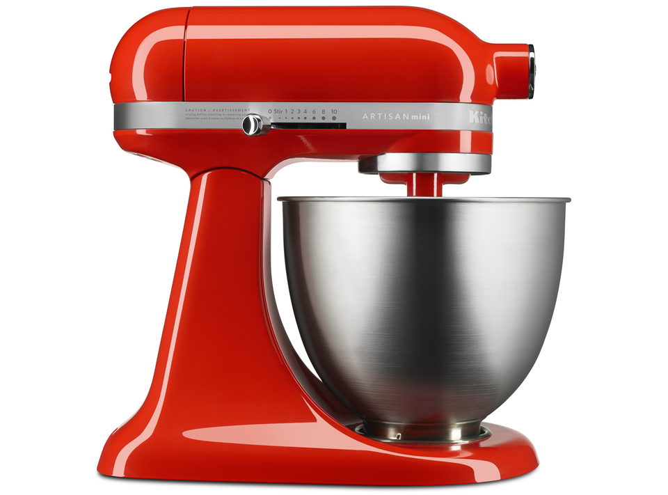 Kitchenaid Artisan Mini 3 5 Quart Tilt Head Stand Mixer