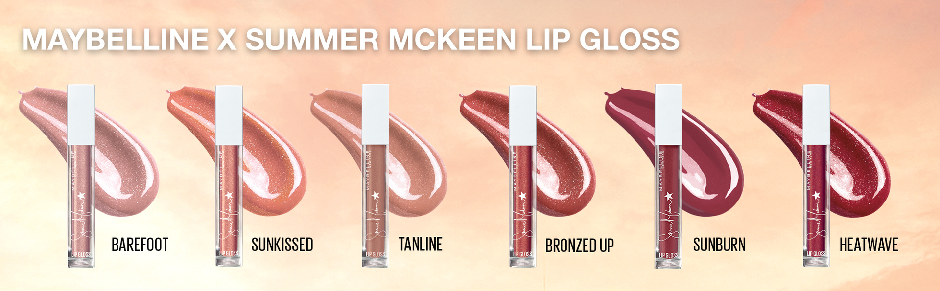 Image result for Maybelline New York X Summer Mckeen New Lip Gloss Collection Launch!