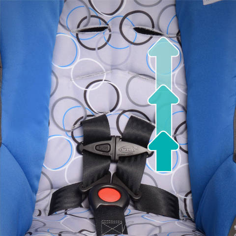 embrace 35 car seat. 3 Shoulder Harness Positions Embrace 35 Car Seat I