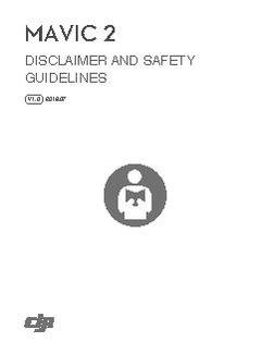 View Disclaimer and Safety Guidelines PDF