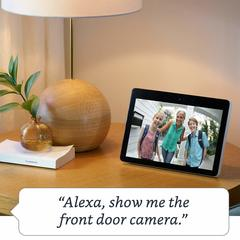"""Alexa, show me the front door camera."""