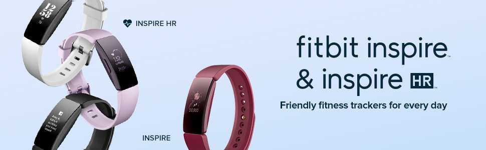 Fitbit Inspire Hr | Activity Trackers & Pedometers | Back To School