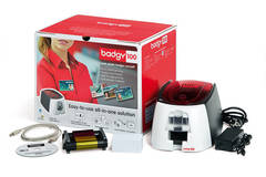 Badgy100 ID Card Printer
