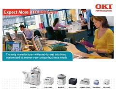 View OKI Full Product Line Brochure PDF