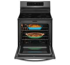 Frigidaire Induction Freestanding Range: FFIF3054TD