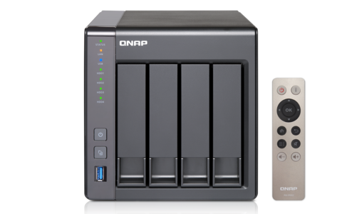 QNAP TS-451+ 4-Bay Next Gen Personal Cloud NAS, Intel 2 0GHz Quad-Core CPU  with Media Transcoding - Newegg com