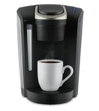 Keurig K55 Single Serve Programmable K Cup Pod Coffee Maker - Black