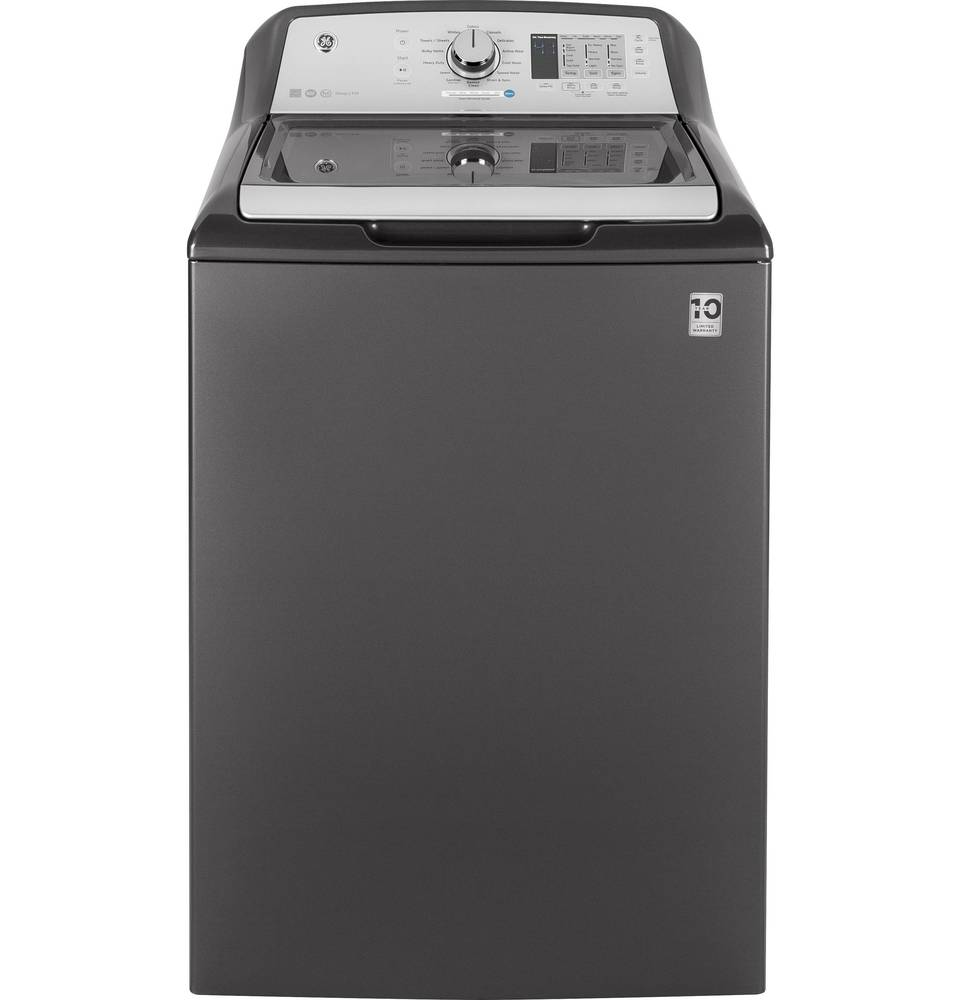 The best top load washer on the market - Ge 4 6 Cu Ft Top Load Washer Diamond Gray