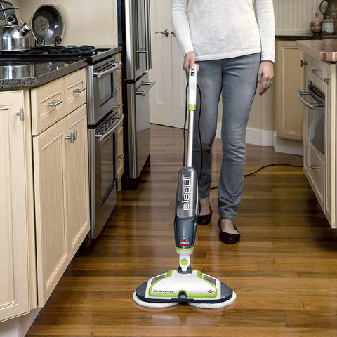 Bissell 174 Spinwave Powered Hard Floor Mop Target