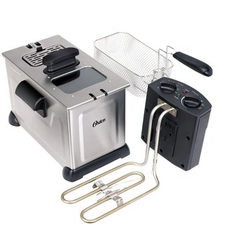 Oster Coffee Maker Heating Element : Oster 3.7 Liter Deep Fryer - Stainless Steel CKSTDFZM37 : Target