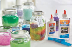 Customize your slime with color!