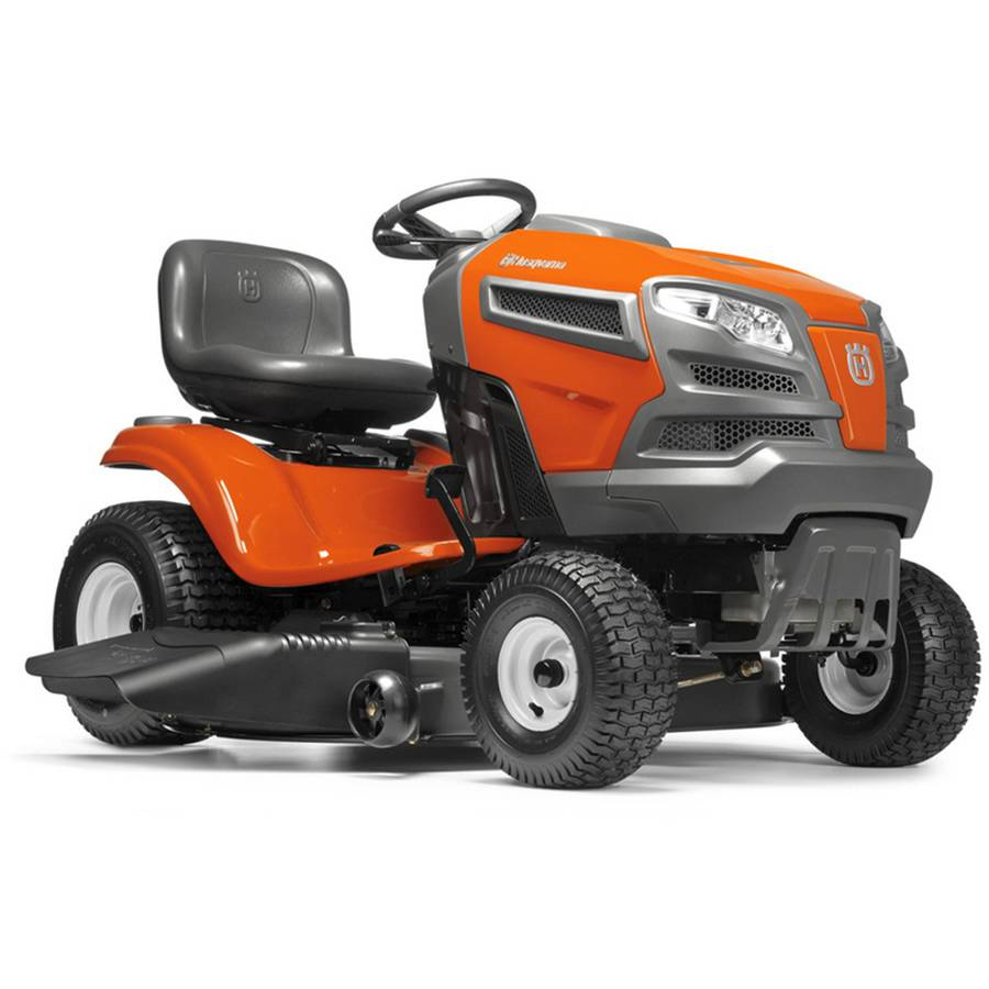 Husqvarna YTA18542 18 5-HP Automatic 42-in Riding Lawn Mower with