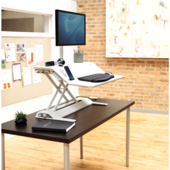 Lotus DX Sit-Stand Workstation