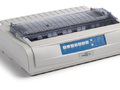 OKI MICROLINE 491 Serial Impact Dot Matrix Printer