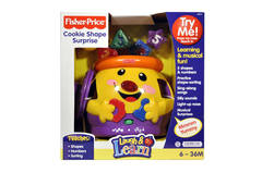 Laugh & Learn™ Cookie Shape Surprise™