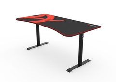 Arozzi Arena Gaming Desk Adjustable Height Legs