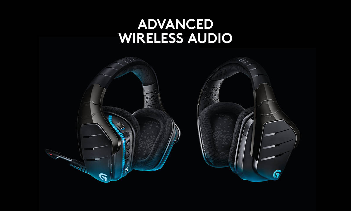 Logitech G633 Artemis Spectrum Surround Sound Gaming Headset