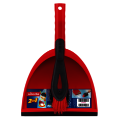 2 in 1 Dustpan Set