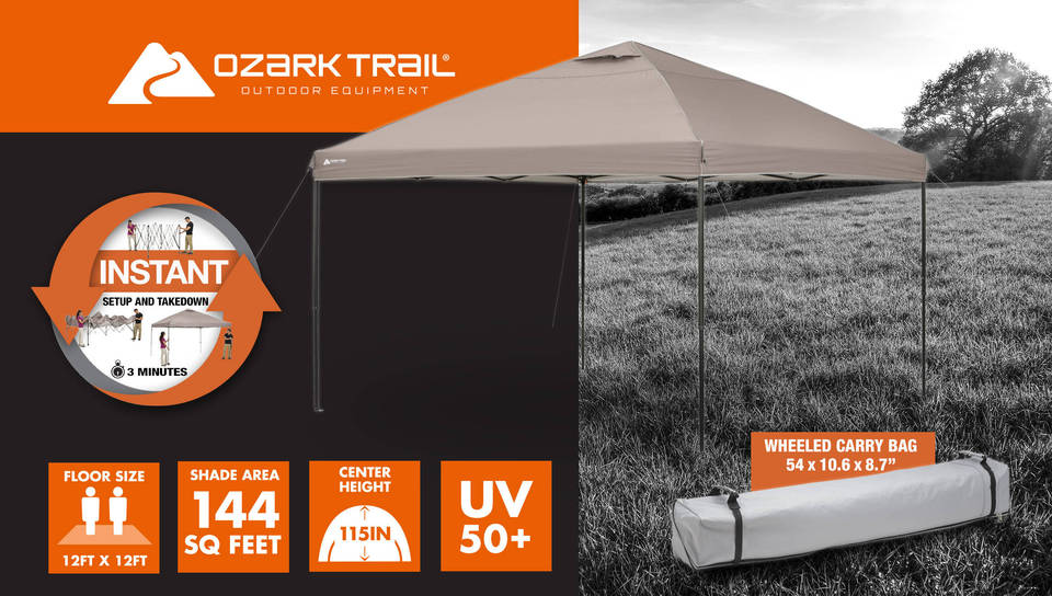 technical - 12x12 Canopy