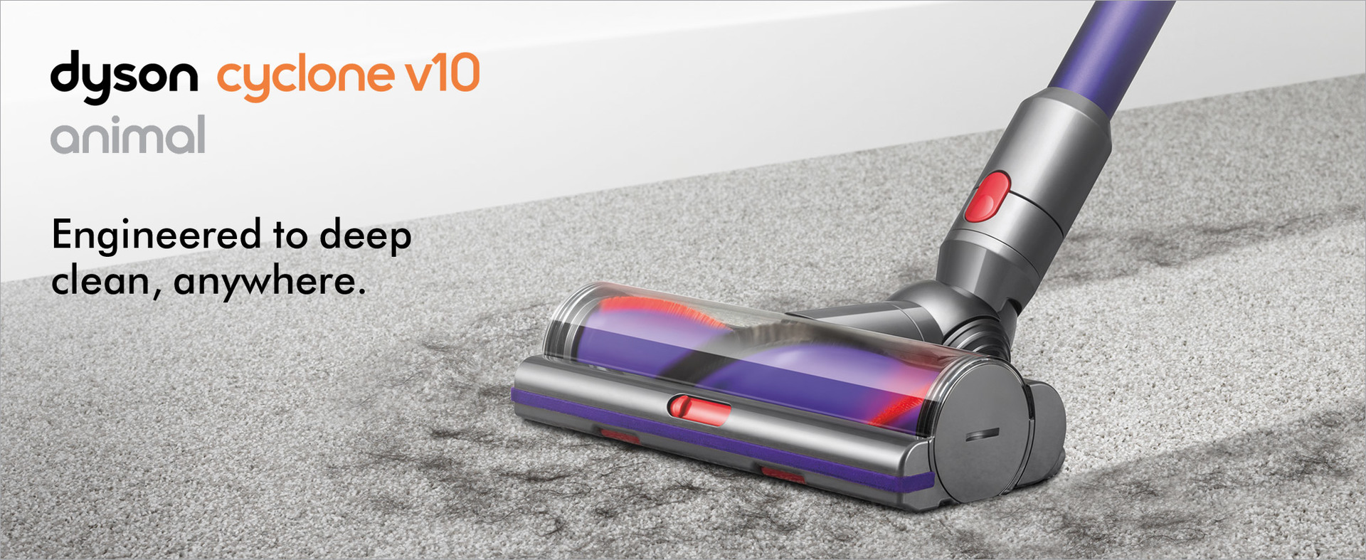 dyson cyclone v10 animal cordless stick vacuum 226319 01. Black Bedroom Furniture Sets. Home Design Ideas