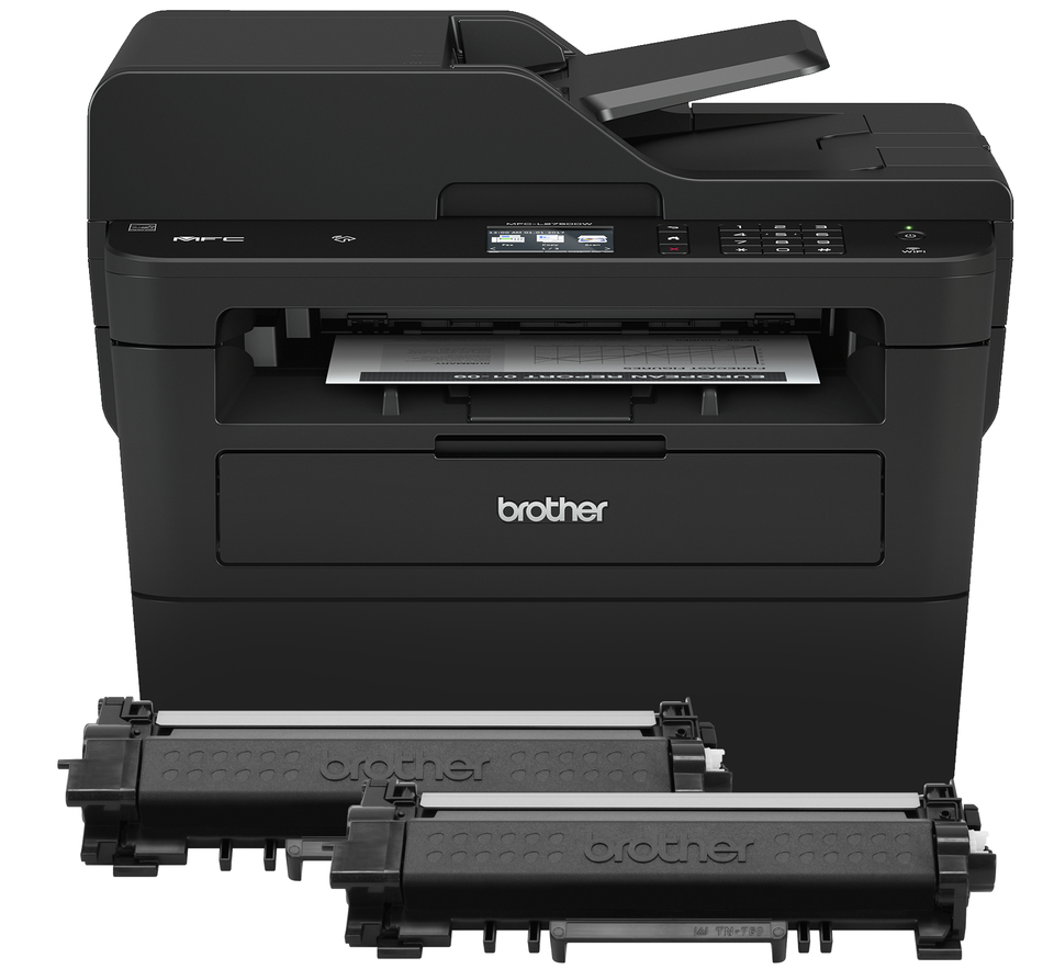 Brother MFCL2750DWXL AllinOne Monochrome Laser Printer Quillcom