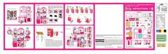 Assembly Instruction PDF for Barbie® Dreamhouse®