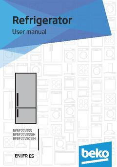 View BFBF2715SS Manual PDF