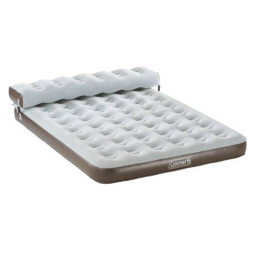 Coleman Queen Airbed With 4d Battery Pump Walmart Com