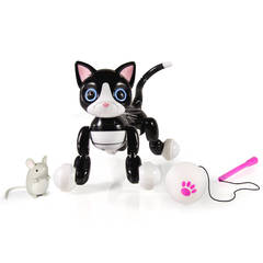 See Product Page Zoomer Kitty And Nibbles