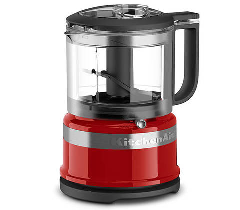 Kitchenaid Vegetable Chopper kitchenaid® 3.5-cup mini food processor - bed bath & beyond
