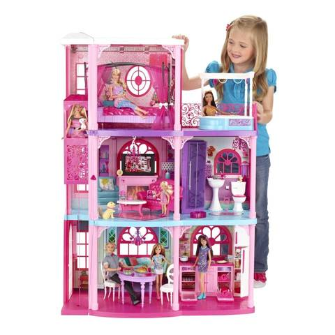 428c127f 4f0c 46ed b2f3 476dc5c5309c.w480 mattel barbie 3 story dreamhouse walmart com Barbie Dreamhouse at bayanpartner.co