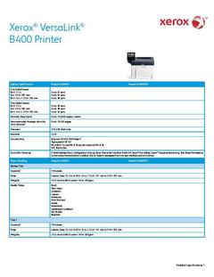 View Detail Specifications PDF