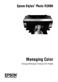 View Managing Color Guide PDF