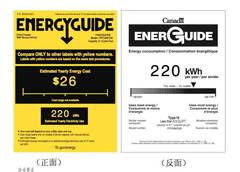 Energy Guide - opens PDF