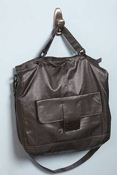The large metal hook is great for your bag while in the office (#FC13-BN)